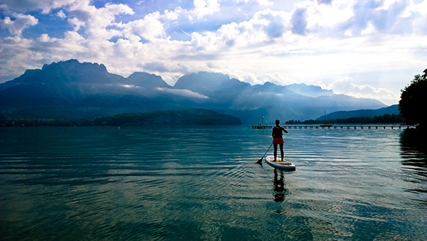 forum échange annecy stand up paddle club
