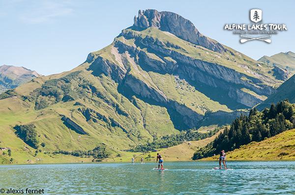 Alpine Lakes Tour 2015
