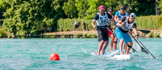 Alpine Lakes Tour Annecy 2014 : photo Alexis Fernet
