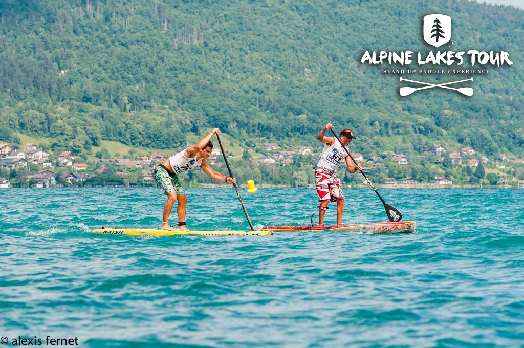 SUP RACE Annecy Alpine Lakes Tour