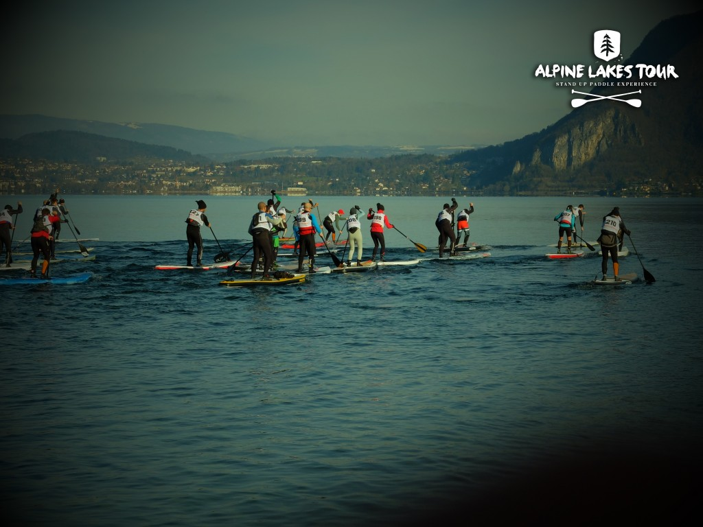 Annecy SUP Crossing