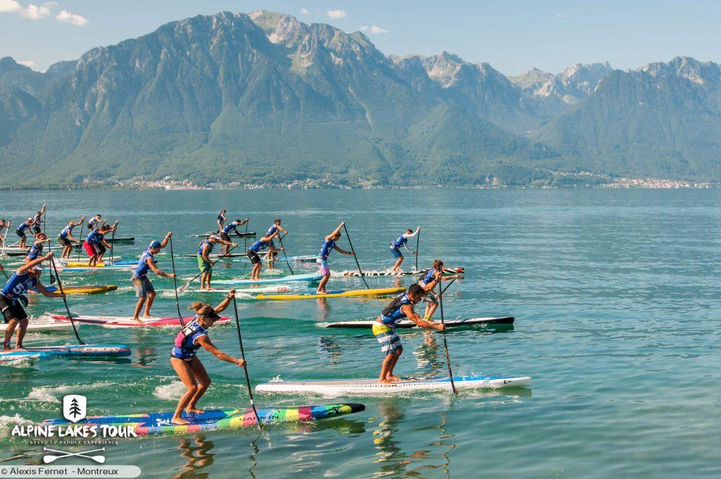 Alpine Lakes Tour Montreux