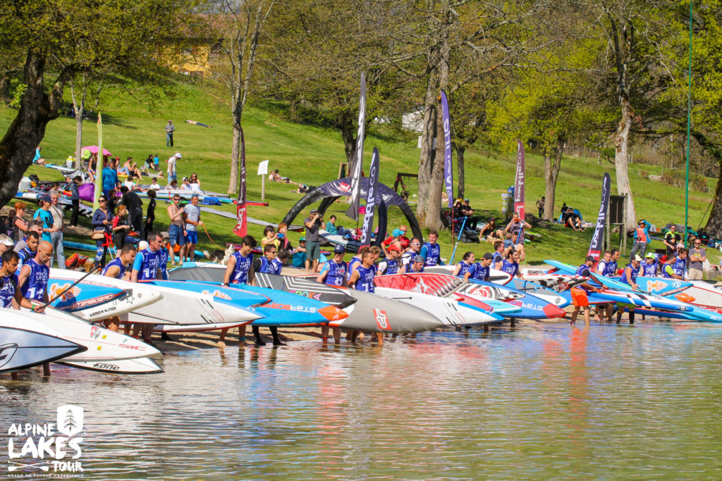 very flat race aiguebelette