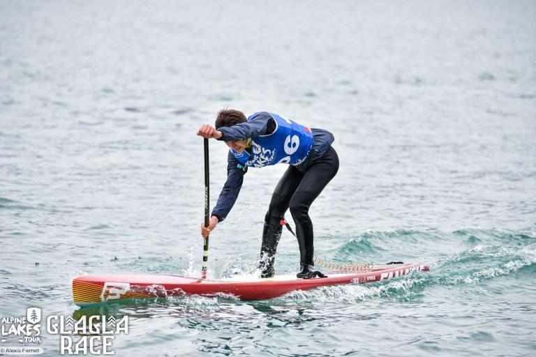 tom auber vainqueur glagla race 2018