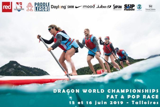 POP & FAT Race + Dragon World Championships