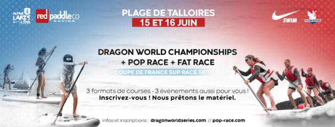 POP & FAT + Dragon World Championships
